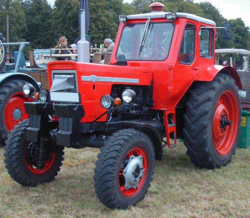 Фото машин и тракторов 6